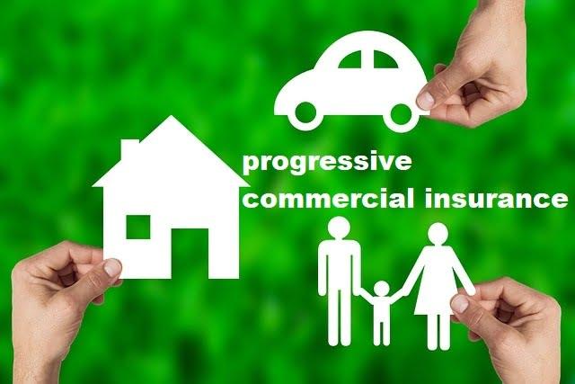 progressive commercial insurance